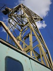 ZK1-16 crane (roomman) Tags: old history historic class baureihe crane rail construction