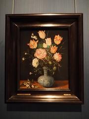 Mauritshuis; Flowers in a Wan-Li Vase (M_Strasser) Tags: mauritshuis olympus olympusomdem1 holland netherlands