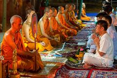 Devotion  ...Mahabodhi temple Unesco (geolis06) Tags: geolis06 asia asie inde india bihar bodhgaya mahabodhitemple mahabodhi temple bouddhisme boudha buddha unescoworldheritage unesco patrimoinemondialunesco inde2017 pilgrim pélerin moine monk prière prayer devotion dévotion bodhi bodhitree olympuscamera nun buddhism buddhist olympuspenf olympusm45mmf18