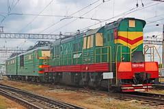 CHME3-5440 (zauralec) Tags: rzd ржд локомотив курган депо тепловоз kurgan depot чмэ3 chme3 chme35440 5440 чмэ35440