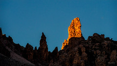 The Needle... (Ody on the mount) Tags: abendlicht anlässe berge dolomiten em5ii fototour grödnerjoch licht mzuiko40150 omd olympus südtirol urlaub selvadivalgardena trentinoaltoadige italien it