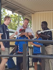 Tiwi College10-year anniversary celebration, Melville Island, 30/08/2018