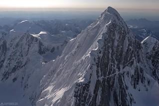 The peak - Alaska