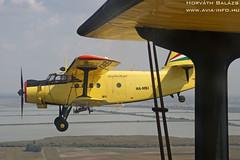 2018-09-08 Szatymaz IMG_5535_ HA-MBJ (horvath.balazs1980) Tags: antonov an2 ancsa colt kétfedelű biplane szatymaz lhst ha hambj repülőnap airshow