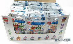 What could possibly lurk within these mysterious sealed packets? (WhiteFang (Eurobricks)) Tags: lego bind bags unikitty series 1 brick built animals kitty puppy box colourful vibrant sunshine cheerful fun pink