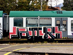 A2R (StrangeSpotter) Tags: graffiti graffitiart graffititrain graff traingraffiti train streetart street italy art painted paintedtrains