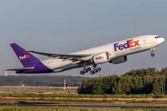 N857FD - Boeing 777-FS2 - Federal Express (FedEx) (MikeSierraPhotography) Tags: 777 air airlines airport boeing cgn cgneddk cologne country deutschland fedex flughafen flugzeug germany köln manufacturer plane spotting town