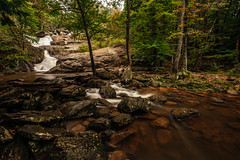 Cunningham Falls [09.13.18] (Andrew H Wagner | AHWagner Photo) Tags: canon eos 5d3 1635l 1635mm f4 f4l is usm ultrawideangle wideangle 5dmk3 5dmkiii 5dmarkiii 5dmark3 outdoors explore exploration exploring hiking nature trees tree cunninghamfalls cunninghamfallsstatepark thurmont maryland md waterfalls longexposure landscape water waterfall rocks rocky valley mountain summer september