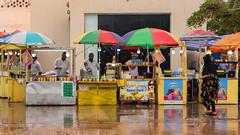 Rainy Marketplace (Packing-Light) Tags: middleeast oman omani salalah khareef rain souk alhusn market shopping vendors