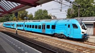 Connexxion 5039, Ede Wageningen, 16 september 2018