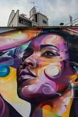 MILANO, VIA ZURETTI (Luigi_1964) Tags: milano murales viazuretti milan italy streetart urbanart graffiti spray