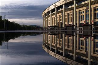 Russia. Moscow. Luzhniki Stadium.