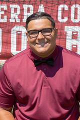 Blake Friese (Sierra College Athletics) Tags: 180817 2018 contactracheljohnson fallsemester football mediaday men photographerdarylstinchfield rocklin sierracollegeathletics