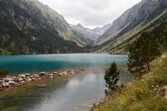 Lac de Gaube (FredJ) Tags: pyrénées mountain lake cauterets gaube
