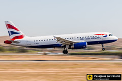 Airbus A320 British Airways G-MIDX (Ana & Juan) Tags: airplane airplanes aircraft airport aviation aviones aviación airbus a320 britishairways british landing alicante alc leal spotting spotters spotter planes canon closeup panning