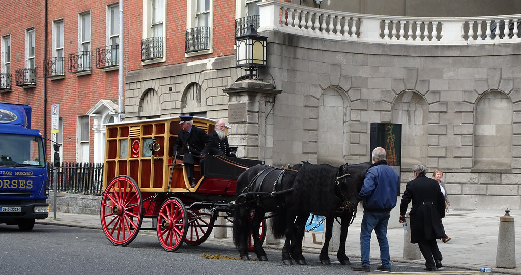 NATIONAL SERVICES DAY [PARADE STARTED OFF FROM NORTH PARNELL SQUARE]-143562