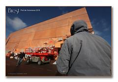 Brest, port de commerce 2018 - Graff (porte-plume) Tags: brest port