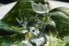 il piccolo gallo (eying2012) Tags: macromonday glass swarovski vetro