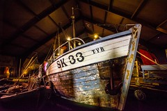 Musée du hareng, Siglufjordur, Islande (yvon.kerdavid) Tags: islande siglufjordur musée pêche pêcheurs bateaux harengs