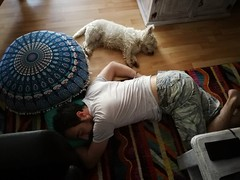 Dimanche =sieste (LILI 296...) Tags: duo sieste relax repos humour humor