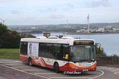 Bus Eireann SL10 (09C243). (Fred Dean Jnr) Tags: september2018 cork buseireann buseireannroute220x sl10 09c243 camden crosshaven bus scania ck230ub omnilink