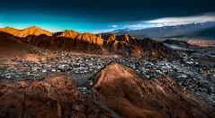 Leh from the top (Roberto Farina Travel Photography) Tags: leh india kashmir landscape jammukashmir ladakh monastery nationalgeographic natgeotravel canon himalaya tibet