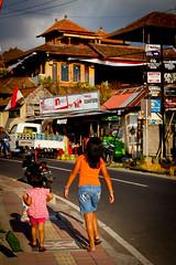 Bali, Munduk (Calinore) Tags: indonesia indonésie city ville village street rue