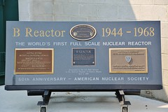 0U1A9603 Manhattan Project NHP - Reactor B (colinLmiller) Tags: 2018 washington richland hanford breactor manhattanproject nationalhistoricalpark nhp sign plaque landmark