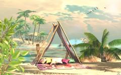 🌞Memories Of A Summer!🌞 (sarameifs) Tags: merak decor decoration beach summer