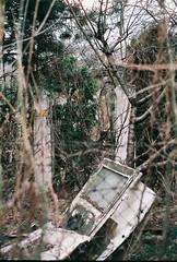 (kotmariusz) Tags: decay mess poland swidnica suburbs analog color fuji olympus zuikoautos50mm błagan rozpad przedmieścia polska
