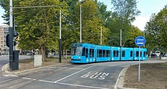 Prioriteiten Stellen (Peter ( phonepics only) Eijkman) Tags: amsterdam city combino gvb tram transport tramtracks trams trolley rail rails strassenbahn streetcars nederland netherlands nederlandse noordholland holland