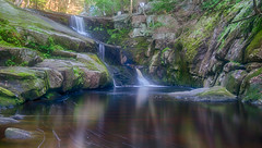 Enders Falls #3 (tquist24) Tags: connecticut endersfalls endersstateforest hdr nikon nikond5300 outdoor forest geotagged longexposure nature park reflection reflections river rock rocks tree trees water waterfall granby unitedstates