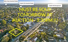 93 Showground Road, Castle Hill NSW