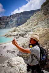 Java, ascension du Kawah Ijen (volcansrizieres) Tags: indonesia java kawahijen volcan cratere minedesouffre indonésie