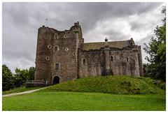 Doune Castle, Scotland [1426] (my.travels) Tags: castle doune scotland highlands outlander building architecture history scottish nikon d7200 travel historic greatbritain unitedkingdom gb