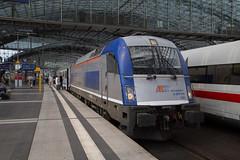 PKP 5 370 010 Berlin Hauptbahnhof (daveymills37886) Tags: pkp 5 370 010 berlin hauptbahnhof baureihe siemens taurus es64u2