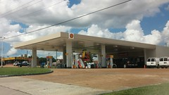 I can't complain, but sometimes I still do (Retail Retell) Tags: shell gas fuel station remodel canopy refresh circle k convenience store car wash center hernando ms commerce street desoto county retail update new look 2018 branded reremodel bland brown beige tan boring classy upscale forgettable reskin