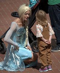 Girl Talk (Scott 97006) Tags: girls kid princess costume beauty