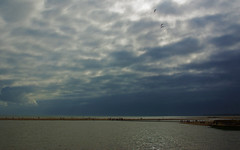 la Faute sur Mer - FRANCE (manguybruno) Tags: sky clouds landscape sea beack mer océan paysage plage