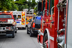 2-Vehicle MVA Walnut and 16th Street-9 (The Action Niagara Falls) Tags: mva motorvehicleaccident amr accident ambulance firetruck firedepartment crash police nffd nfpd engine4 truck1 emt ems