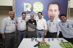 Reunião com Entidades Sindicais - Sociedade Rural - Londrina