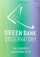 Green Bank Observatory Sign