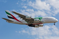 Emirates (ab-planepictures) Tags: egll lhr flugzeug london heathrow flughafen airport aircraft plane planespotting aviation airbus a380 emirates