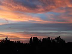 Felhős (vegeta25) Tags: clouds samsung felhők felhős felhő sunset sky ég égbolt