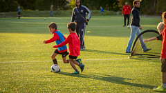 20180913 Milo fotbollsträning - 13 september 2018 - 03 (OskarB_65) Tags: barn children football fotboll humans laughter människor portait porträtt skratt smile sommar stockholm training solnakommun stockholmslän sverige se