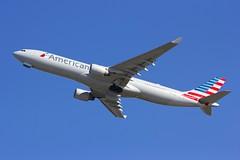 A330 N278AY London Heathrow 13.09.18 (jonf45 - 4 million views -Thank you) Tags: a330 london heathrow airport egll lhr airliner civil aircraft jet plane flight aviation american airlines airbus a330323e n278ay