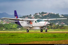 [FDF.2014] #FedEx #FX #Cessna #Caravan #Cargo.Master #awp (CHR / AeroWorldpictures Team) Tags: federal express fedex fx fdx cessna 208b super cargomaster cargo 208b0453 cn n721fx planespotting airplane aircrafts aircraft plane fortdefrance fdf tfff antilles fwi french west indes caraibes nikon d300s nikkor 70300vr raw lightroom aeroworldpictures chr 2014 le lamentin airport caravan mountainaircargo