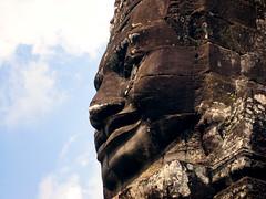 Bayon, Angkor (steveneschlotterbeck) Tags: aitas angkor bayon