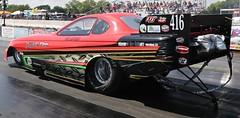 2X9C0068 (Bill Jacomet) Tags: funny car chaos 2018 denton tx texas northstar dragway north star drag way racing dragracing
