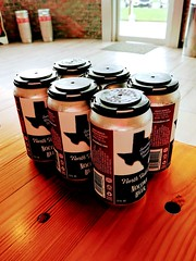 Nocona Beer Stout (lillypotpie) Tags: texas nocona brewery beer cans stout